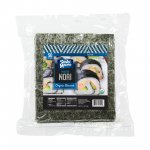 Kosher Roasted Sushi Nori Blue- 50 Full Size Sheets