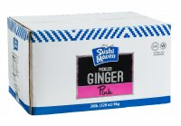 Sushi Maven Pink Pickled Sushi Ginger 20lb.