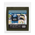Kosher Roasted Sushi Nori Blue-10 pkgs x50 Full Size Sheets
