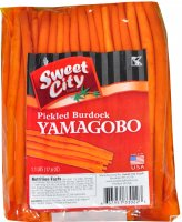 Sweet City Yamagobo Zuke
