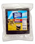 Kosher Roasted Yaki Sushi Nori Gold - 100 Half Cut Sheets