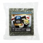 Kosher Roasted Sushi Nori Gold -100 Half Cut Sheets