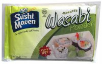 Premium Kosher Wasabi Powder - Extra Hot